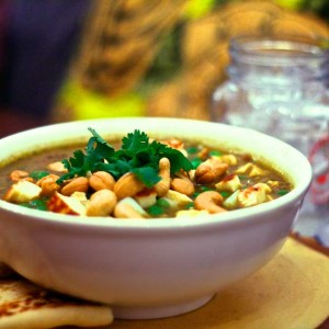 Soupe indienne